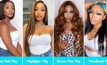 The Most Popular Human Hair Wigs In 2020 Winter 61da48e5
