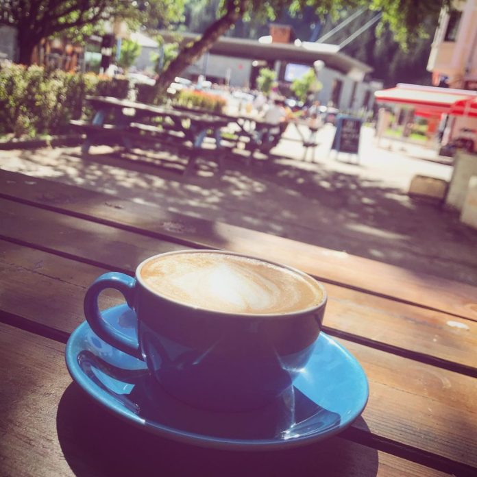 café bluebird