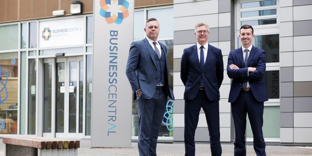 Leonard Curtis Business Solutions Group open up new office in Darlington
