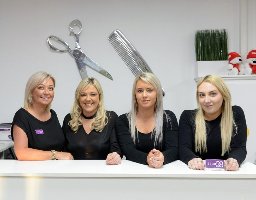 High hopes for Washington salon after relocation