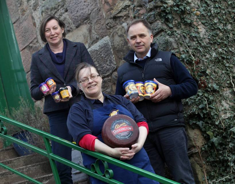 National exposure for Northumberland family dairy