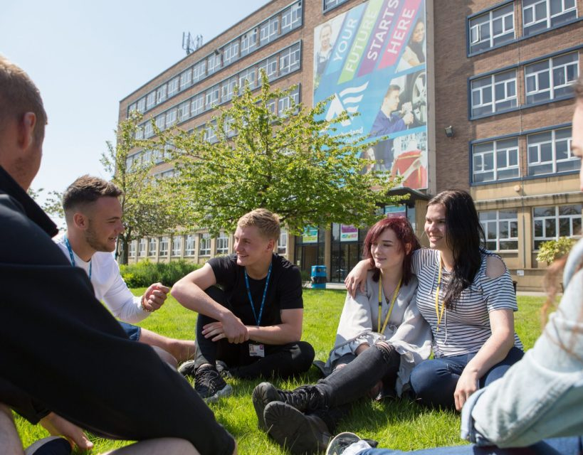 Education, training and employee development on offer at college open day