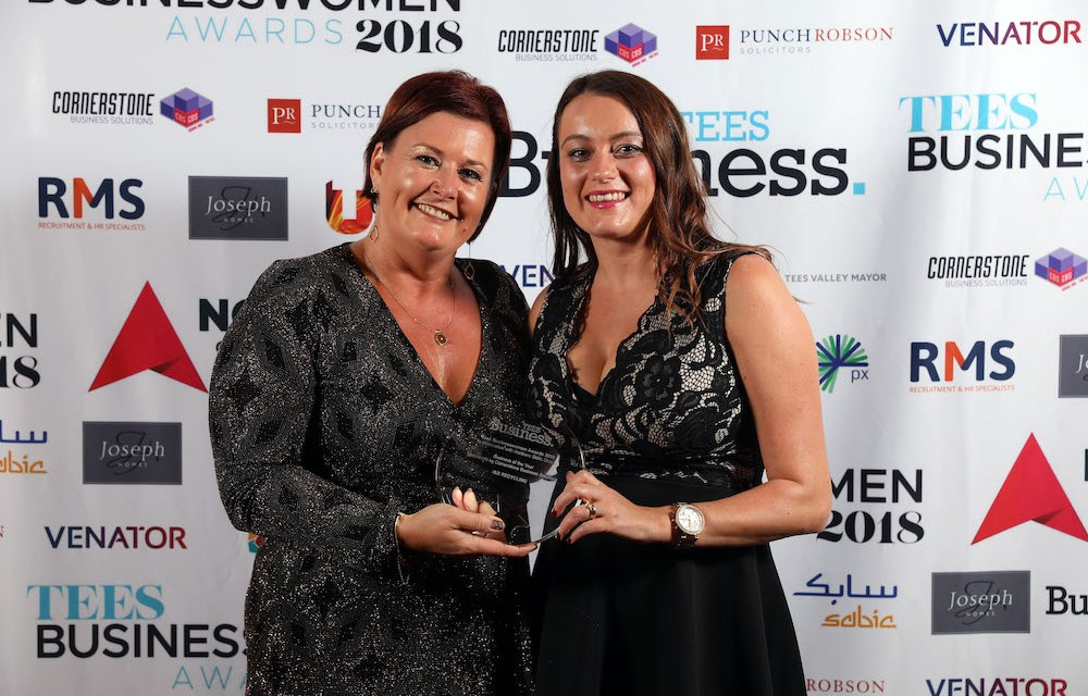 J&B Recycling MD celebrated at inaugural businesswomen awards