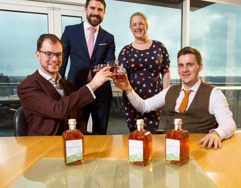NOVELTEA to export to China after reaching agreement with investment and distribution company