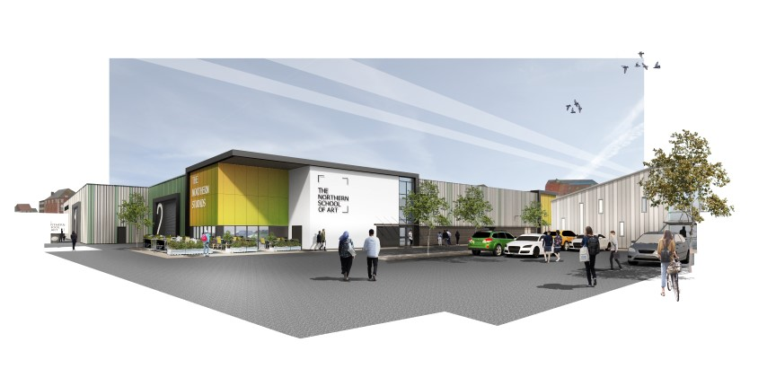 Major film and TV production facility for the North East one step closer