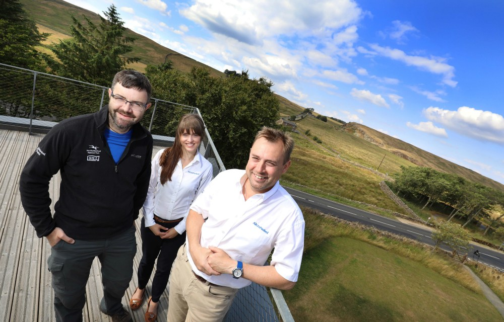 Innovative partnership reaps in benefits for visitors to Northumberland