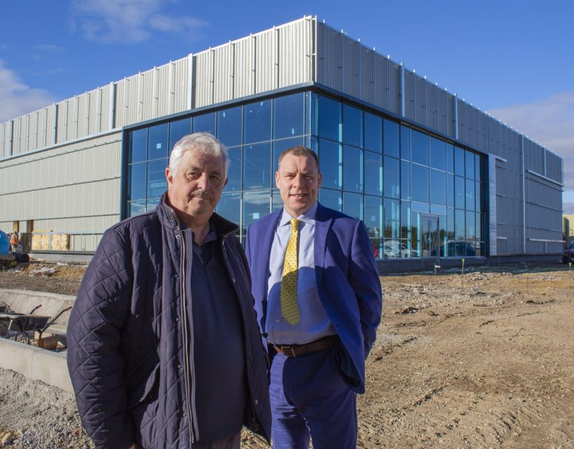 Middlesbrough company plans for job creation and expansion
