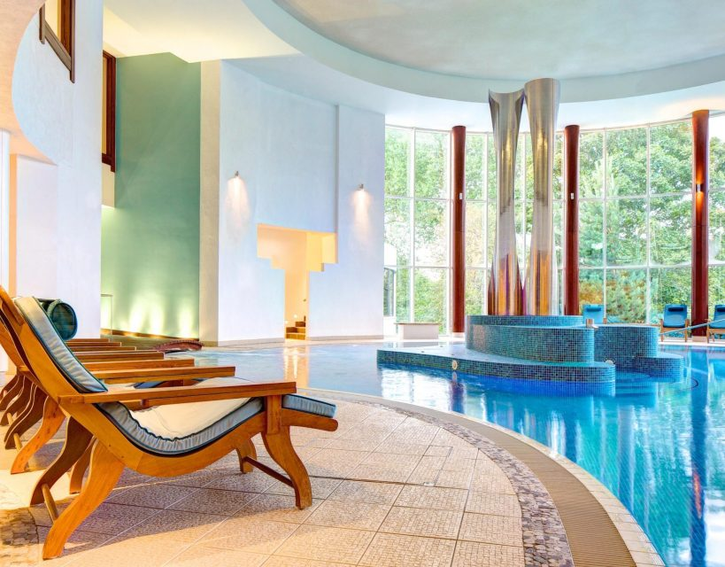 Business groups announce partnership with Seaham Hall Hotel and Serenity Spa