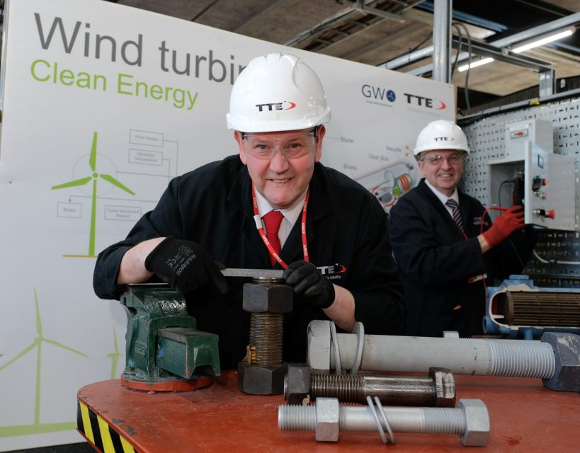 TTE supports development of skilled offshore wind sector workforce