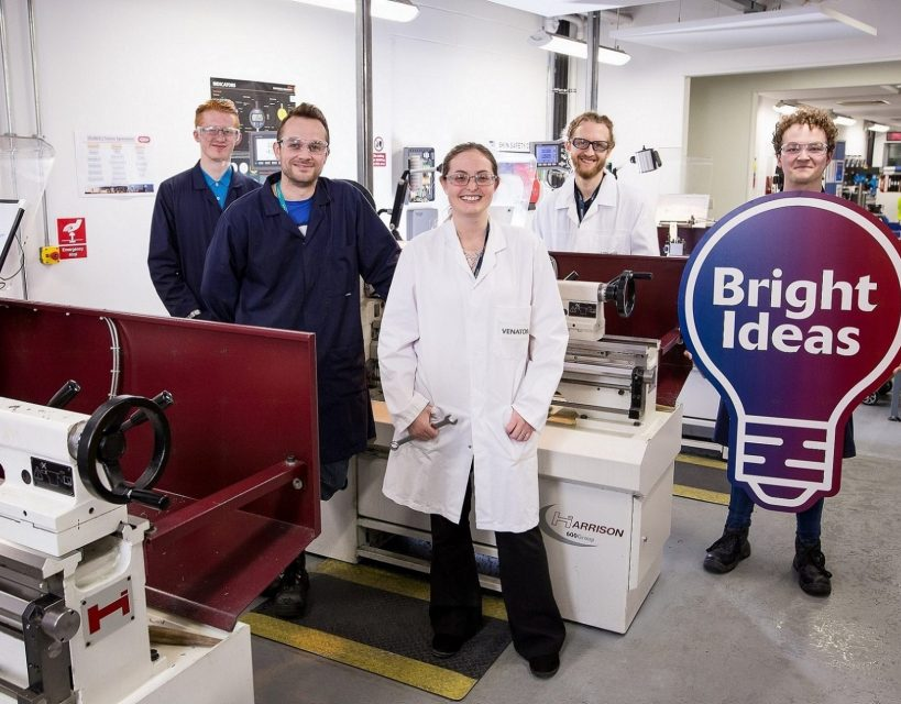 Global manufacturer launches £10,000 fund to inspire innovation within STEM subjects