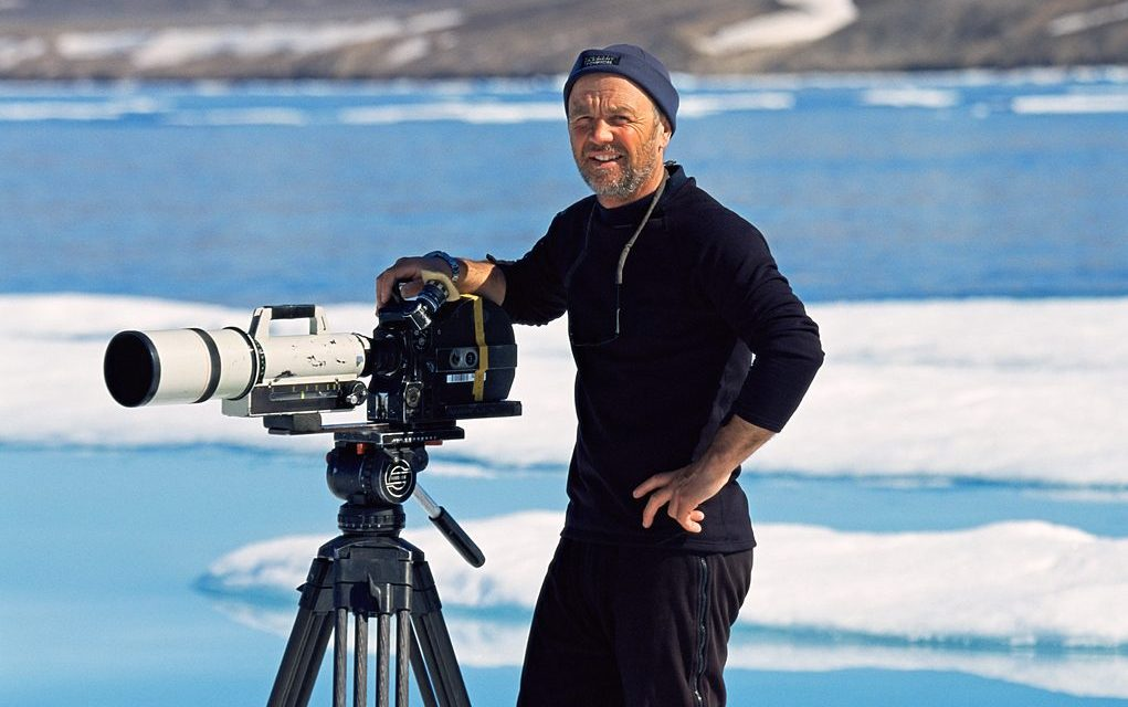 North East climate change firm secures Blue Planet cameraman for conference