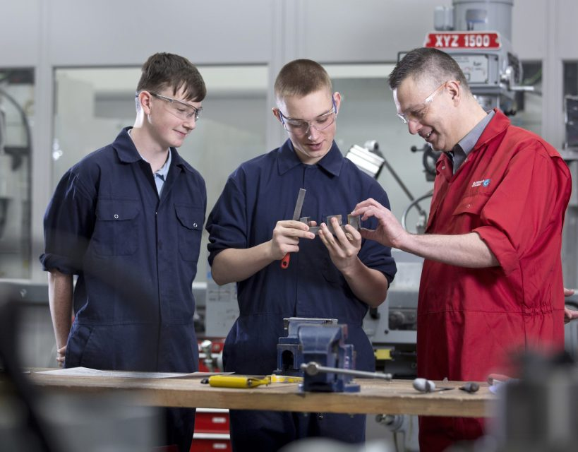 Regional employers back manufacturing and engineering training academy