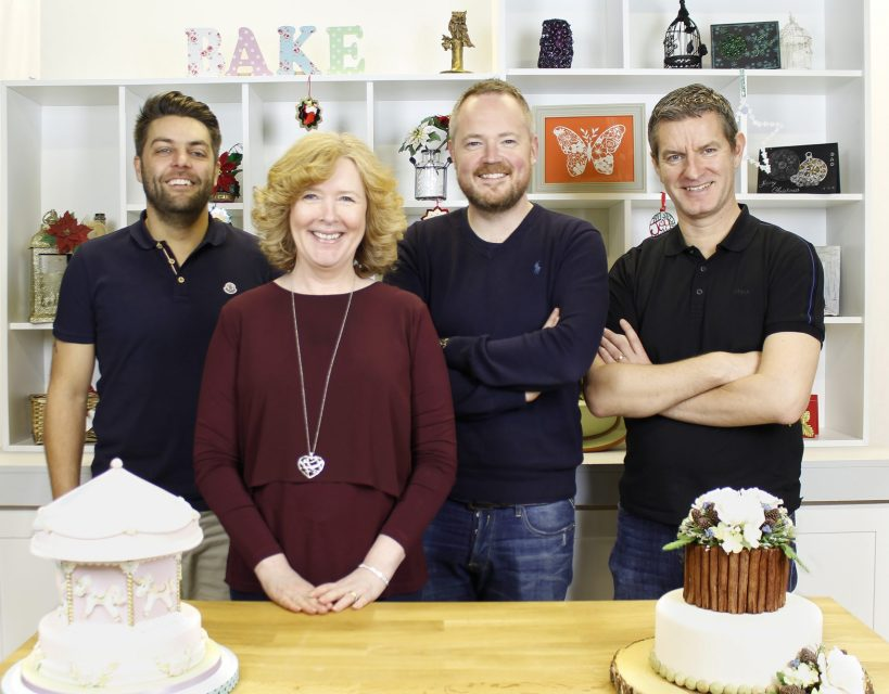 Export's a piece of cake as South Shields company increases US sales