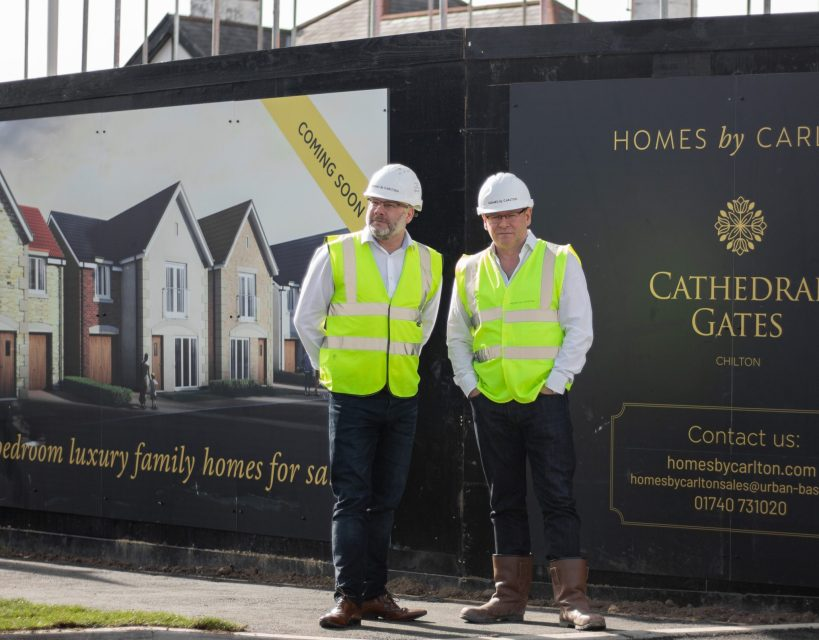 North East property developer back in the market with pioneering housing project