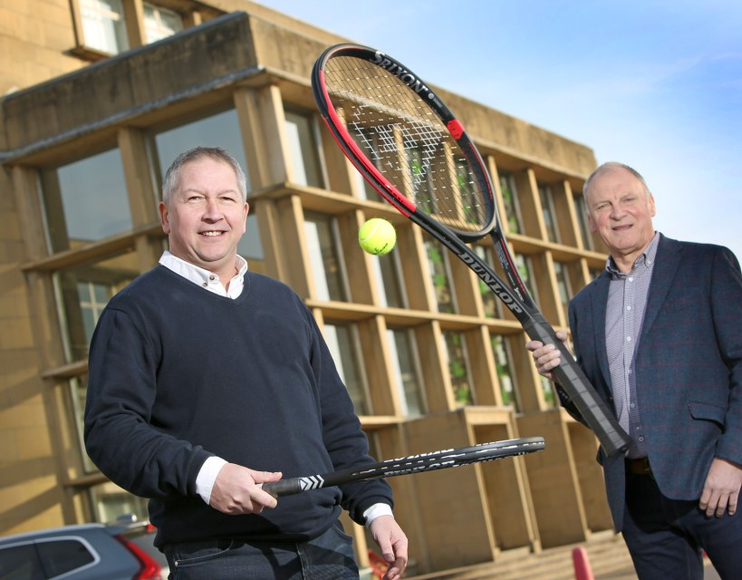 International sports brand smashing growth as it recruits and expands