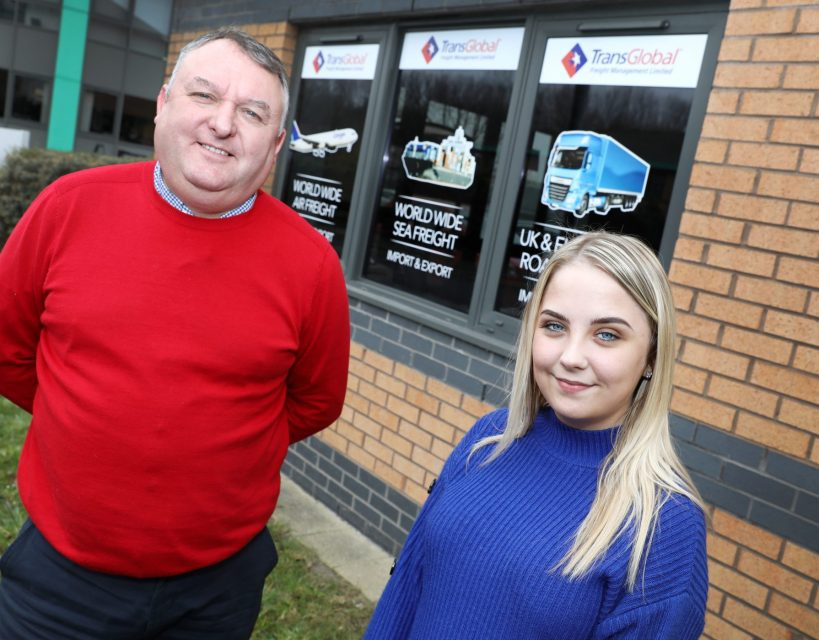 Freight company relocates following a year of rapid growth