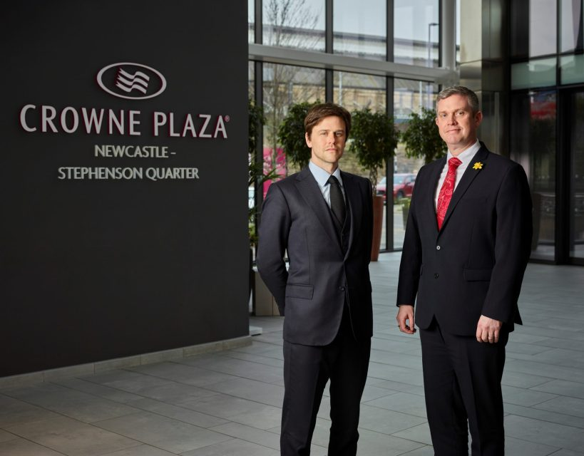 Company appointed to drive forward development of landmark hotel