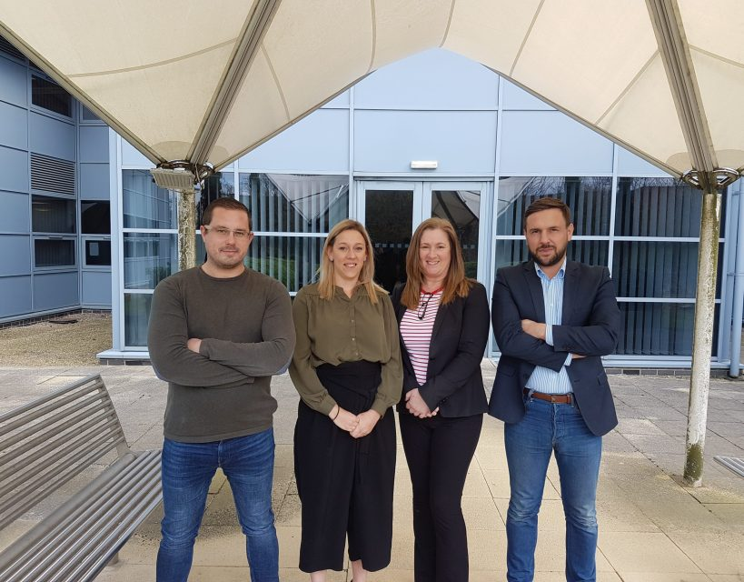 Double growth boost for County Durham business centre tenants