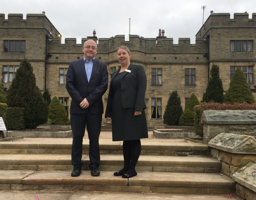 Slaley Hall chosen as the venue for national conference