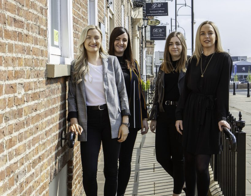 Re-brand and growth for Stockton PR and design agency