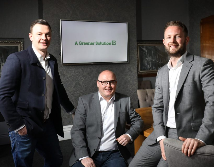 Renewable energy company powers towards growth with five-figure investment