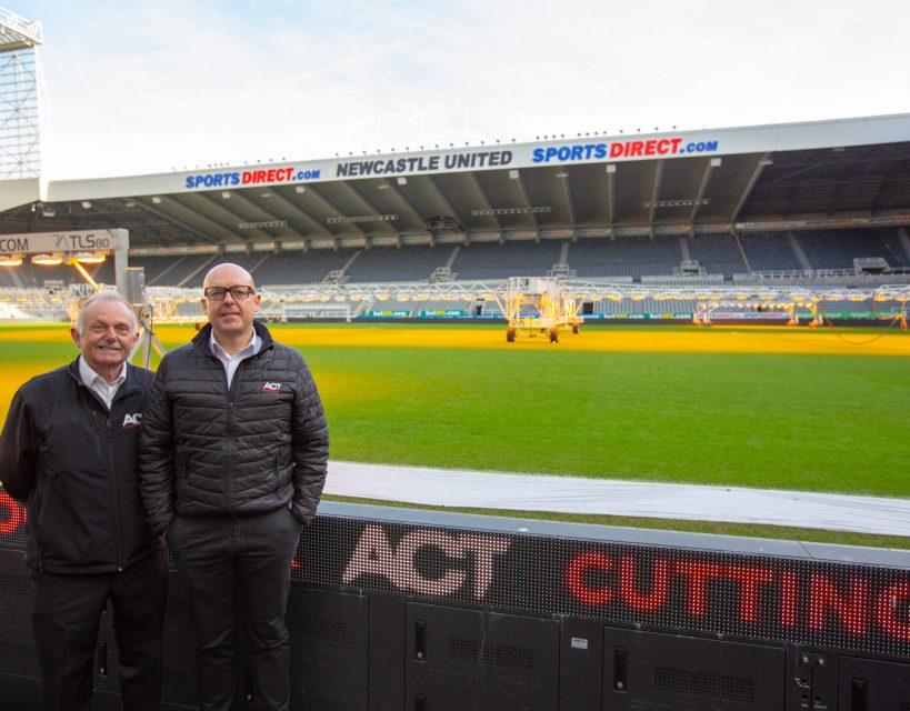 Hebburn cutting tools company agrees Newcastle United partnership