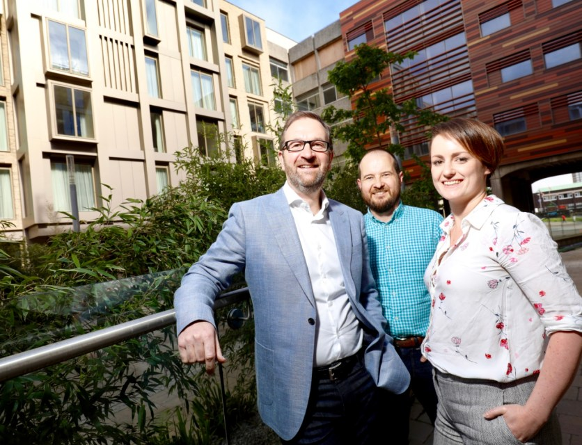 Architecture firm plans for major growth after £100m of contract wins