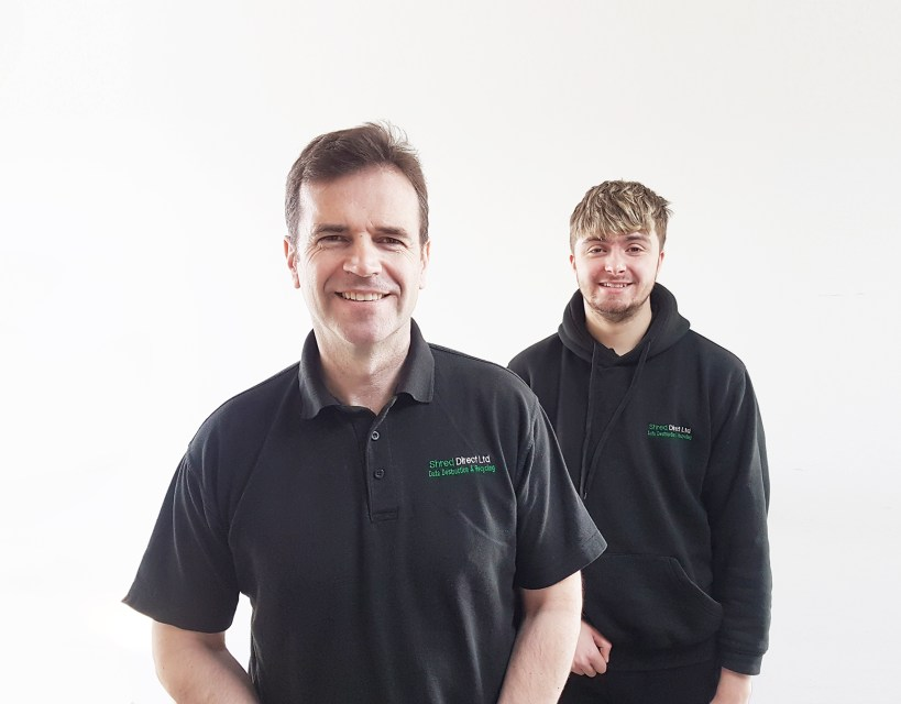 Shredding company appoints former apprentice as it continues to grow