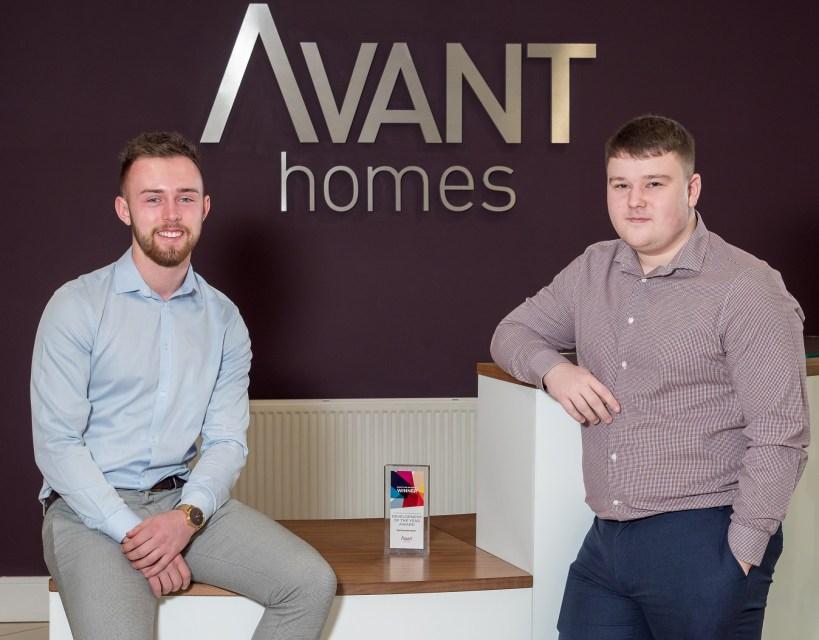 Avant Homes apprenticeship scheme aims to nurture next generation of talent
