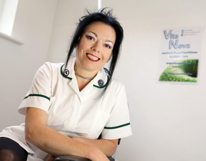 North East health professional launches own treatments clinic