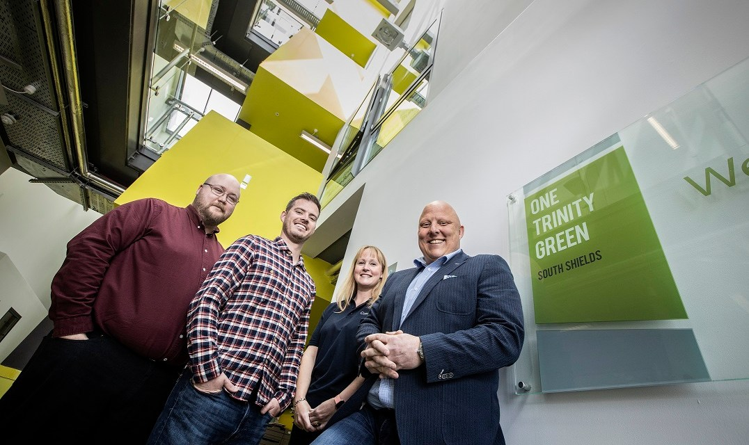 Offshore 'hub' helps South Tyneside raise its profile to international businesses