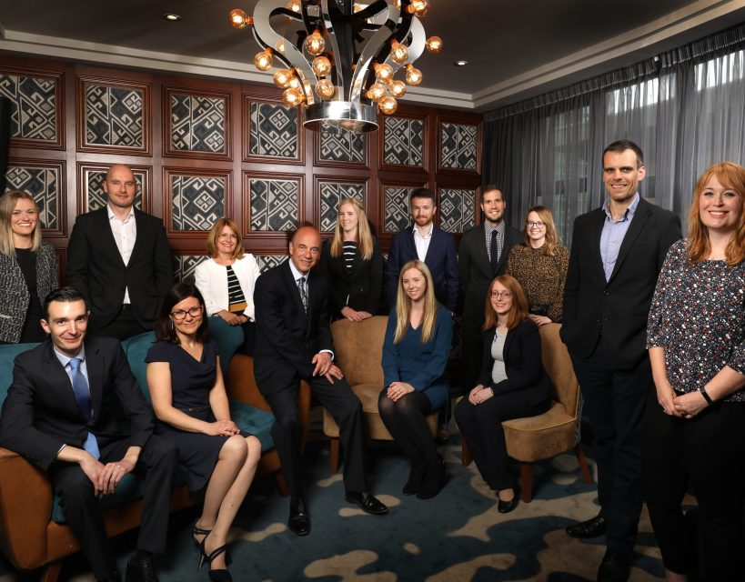 Law firm announces 13 promotions to strengthen its plans for growth