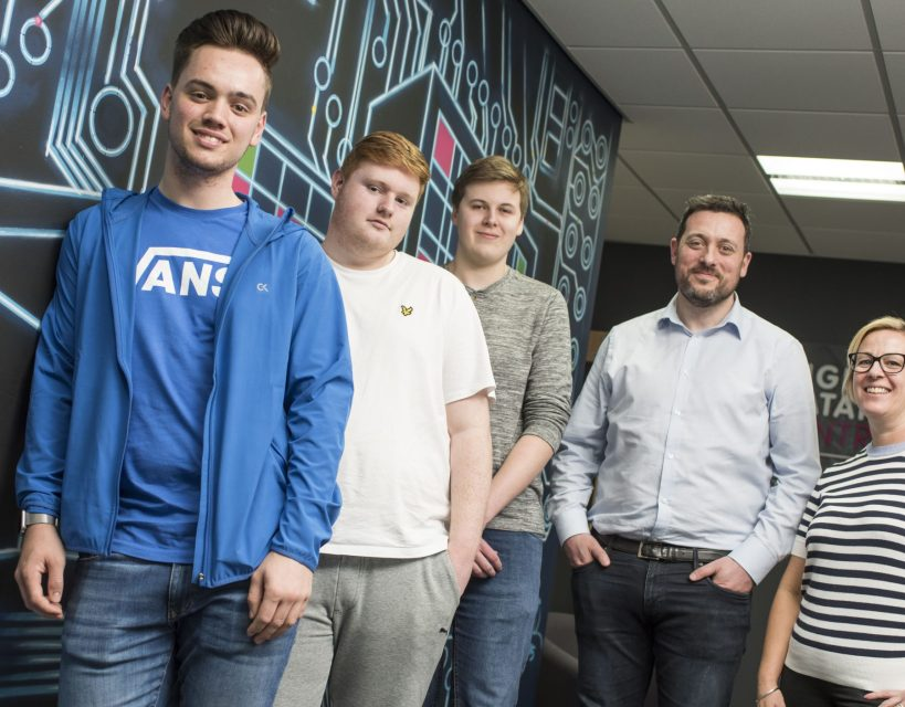 Digital scheme to produce and attract tech talent in North East launched