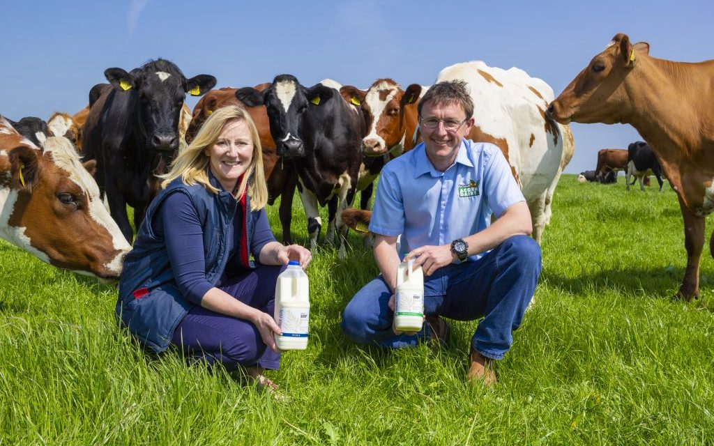 North East dairy launches innovative barista milk