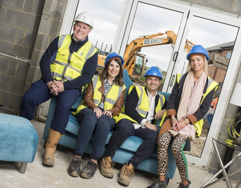 Tolent Homes announces appointment of interior designer firm