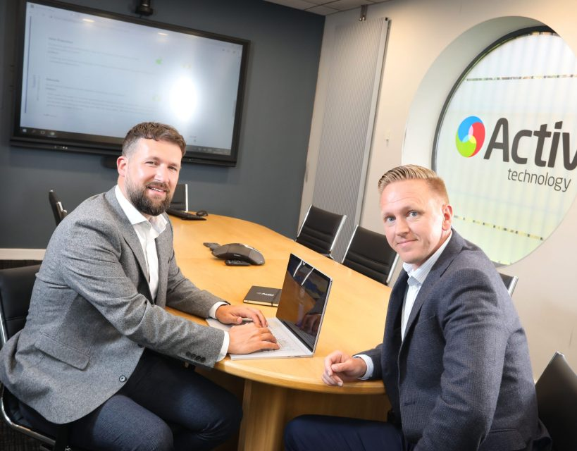 Partnership with Stormcast creates a very sunny outlook for Newcastle technology company