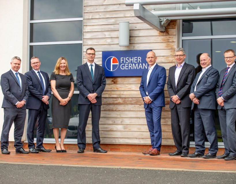 Property firms merge to create £41m turnover national group