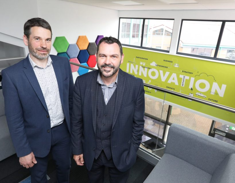 Incubator facility launches to spark ideas which tackle real world problems