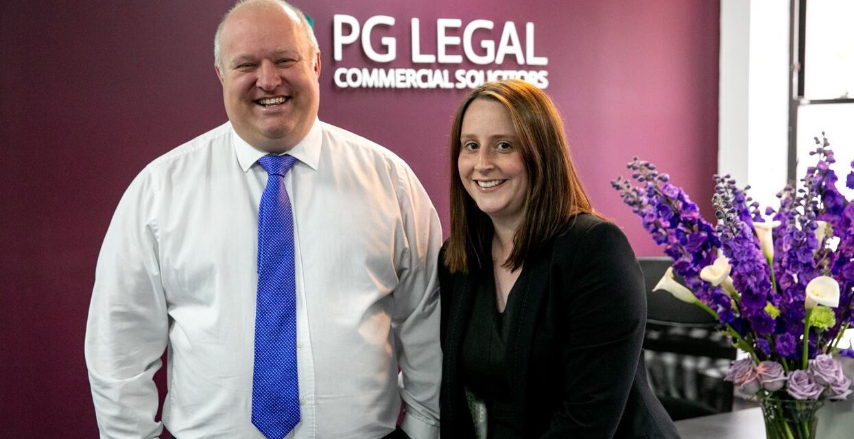 Commercial law firm promotes team member to director