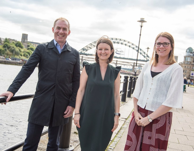 Finance and business support company expands into North East