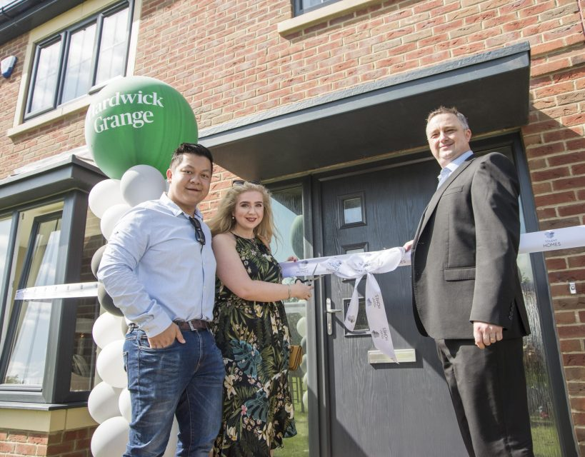 It's show time as Tolent opens the door to homes at its inaugural Sedgefield development