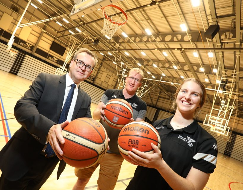 Business community urged to back region's only top fight women's sports team