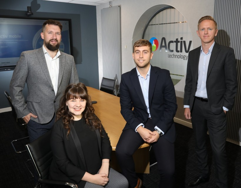 Activ Technology announces appointment of business development executives