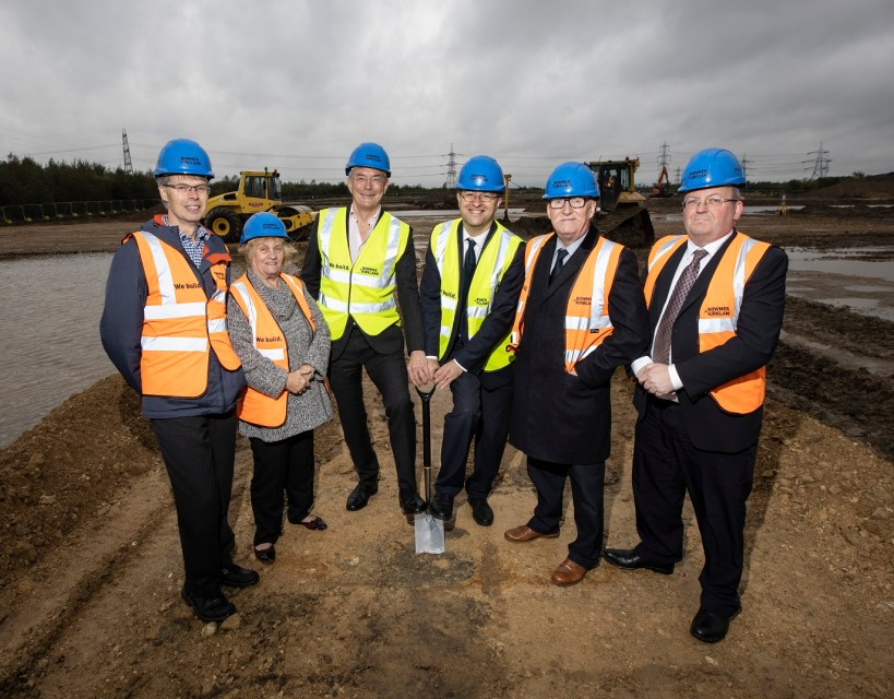 First tenant announced for County Durham business park