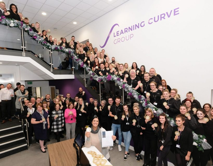 Training provider retains gold accreditation from Investors in People