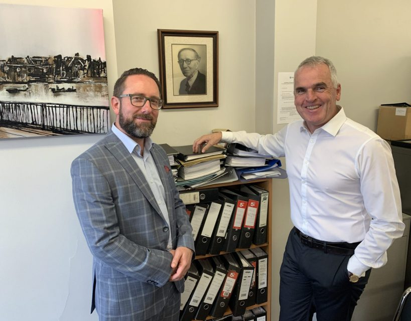 Software development firm helps one of Middlesbrough's oldest businesses