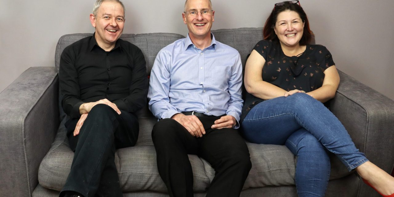Entrepreneurs join forces to launch programme designed to help businesses grow