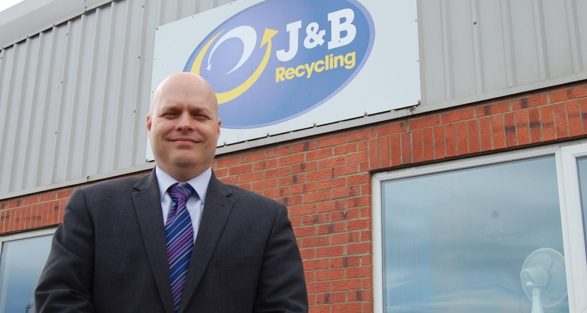 J&B Recycling purchases fourth site as regional growth continues