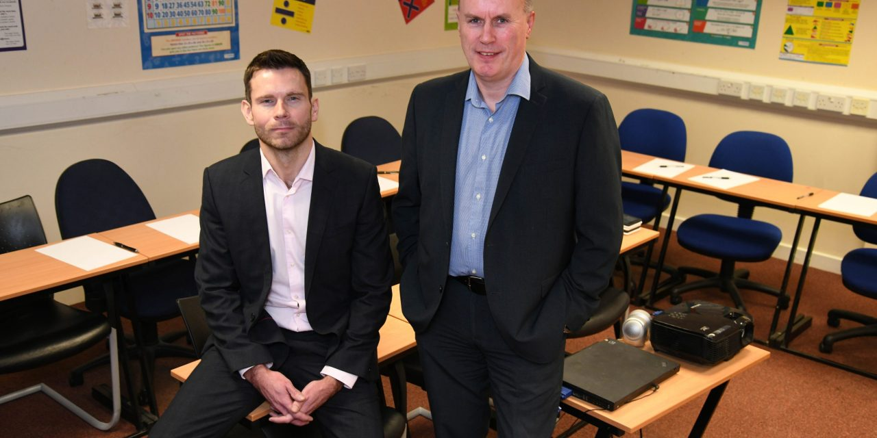 County Durham training company plans to scale up thanks to five-figure investment