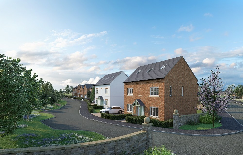 Plans for £14m residential housing scheme in County Durham unveiled